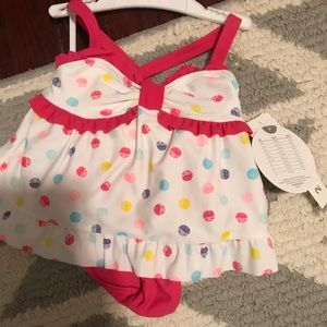 Other - NWT baby girl swimsuit